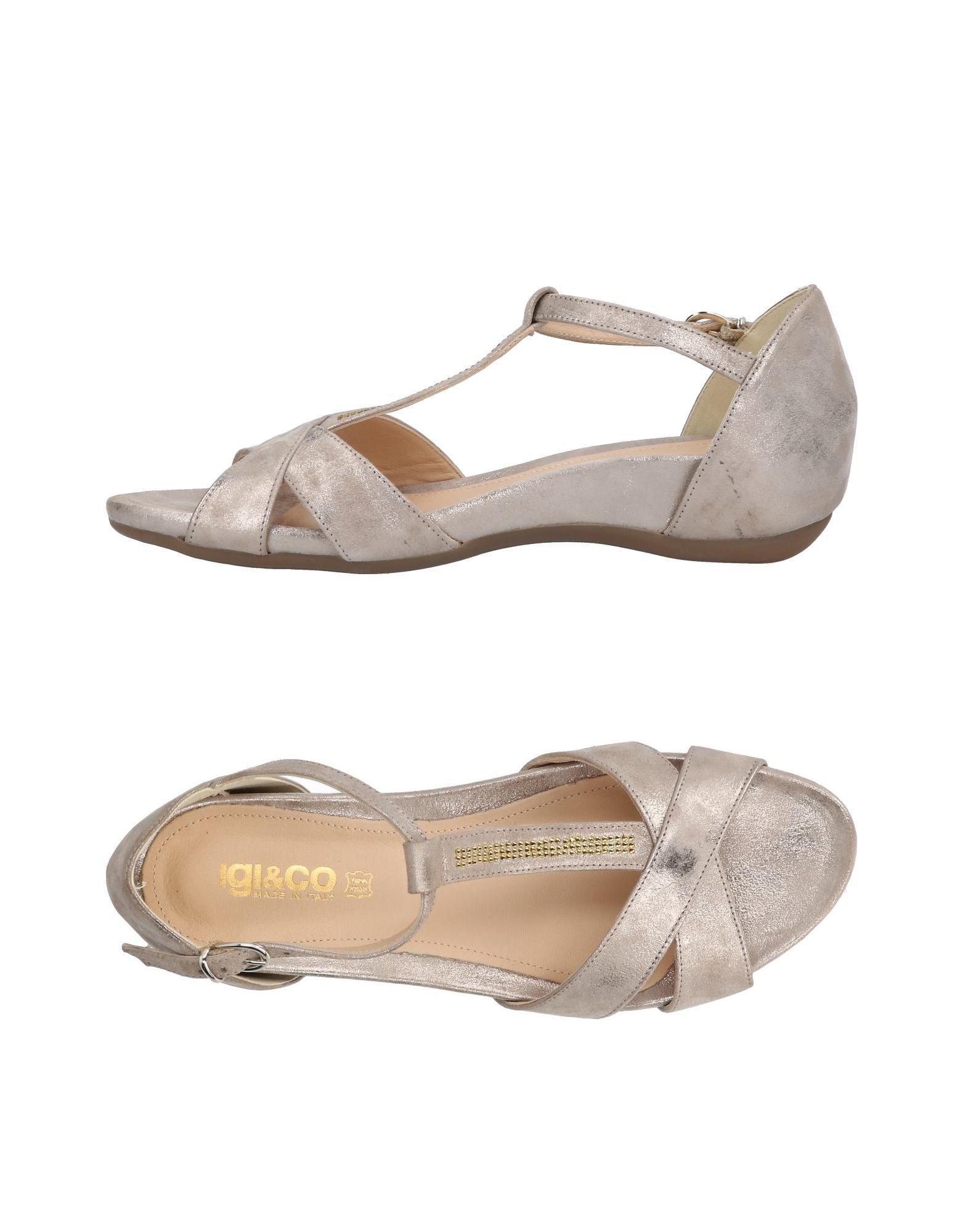 Günstige und modische Schuhe Igi&Co Sandalen Damen  11463948DT