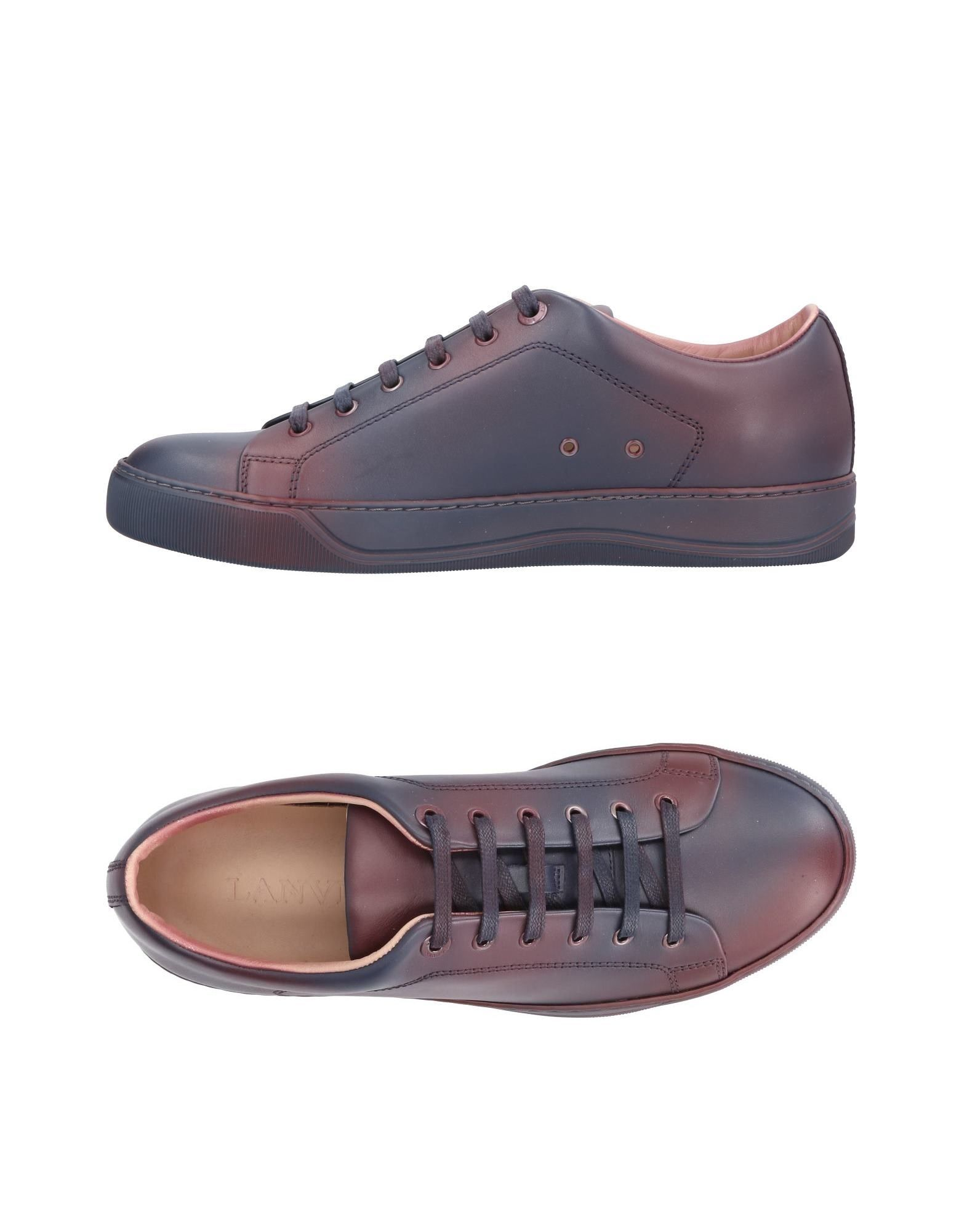 Lanvin Sneakers - Men Lanvin Sneakers - online on  Canada - Sneakers 11463949RU 9fbdfb