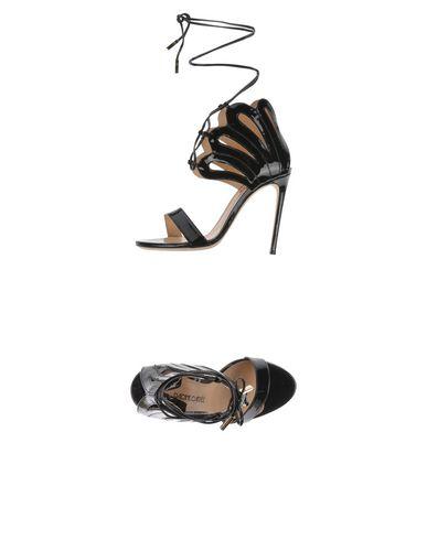 Grandes descuentos últimos zapatos Sandalia Christopher Kane Mujer - Negro Sandalias Christopher Kane- 11435800FB Negro - bcac40