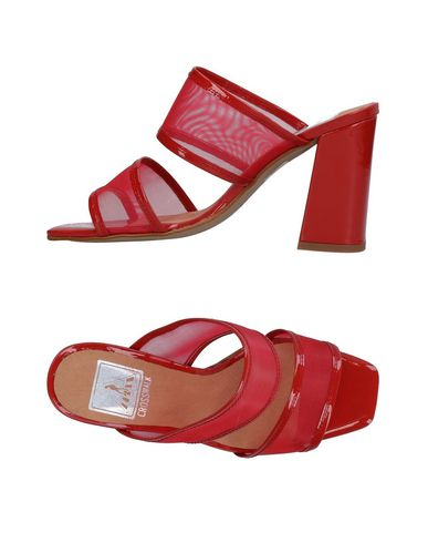Sandali rosa con punta quadrata per donna Cross walk jsw8Y