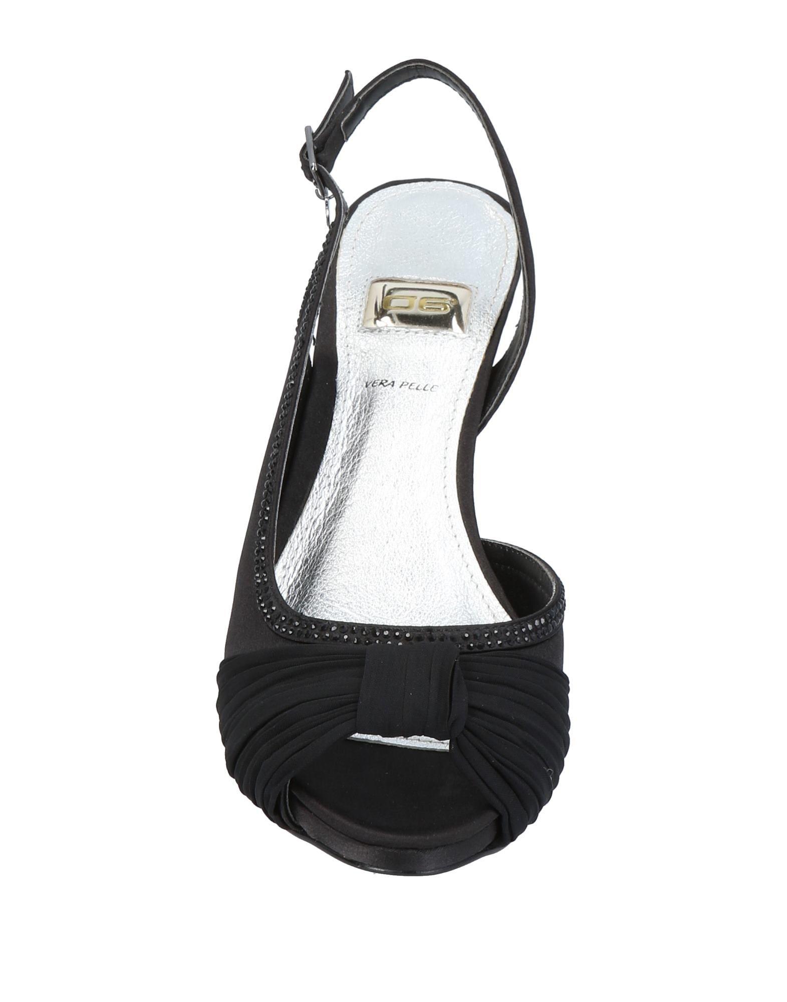 O6 The Gold Edition Sandalen Damen  11463970GJ Gute Qualität beliebte Schuhe