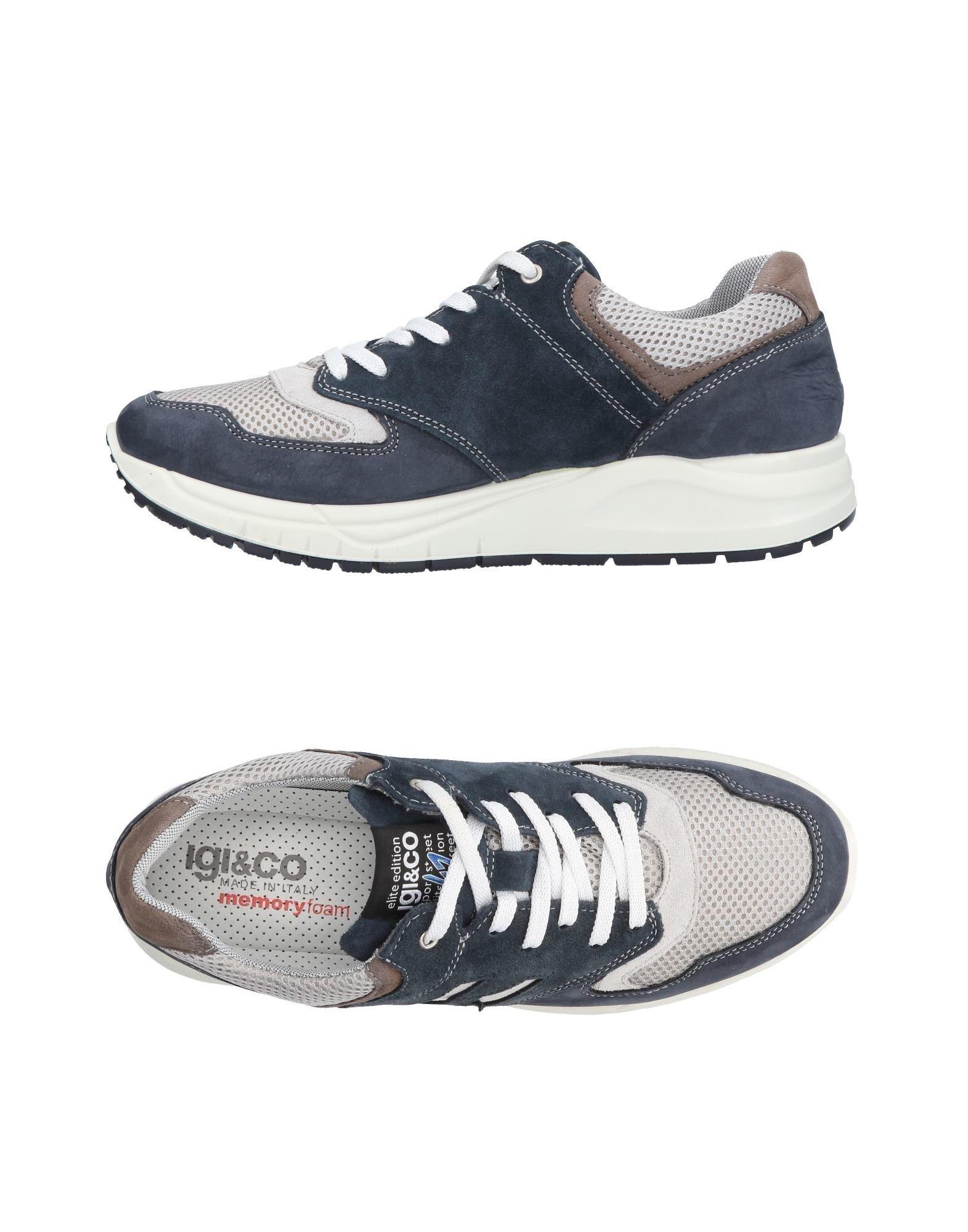 Rabatt echte Schuhe Igi&Co Sneakers Herren  11463979SS