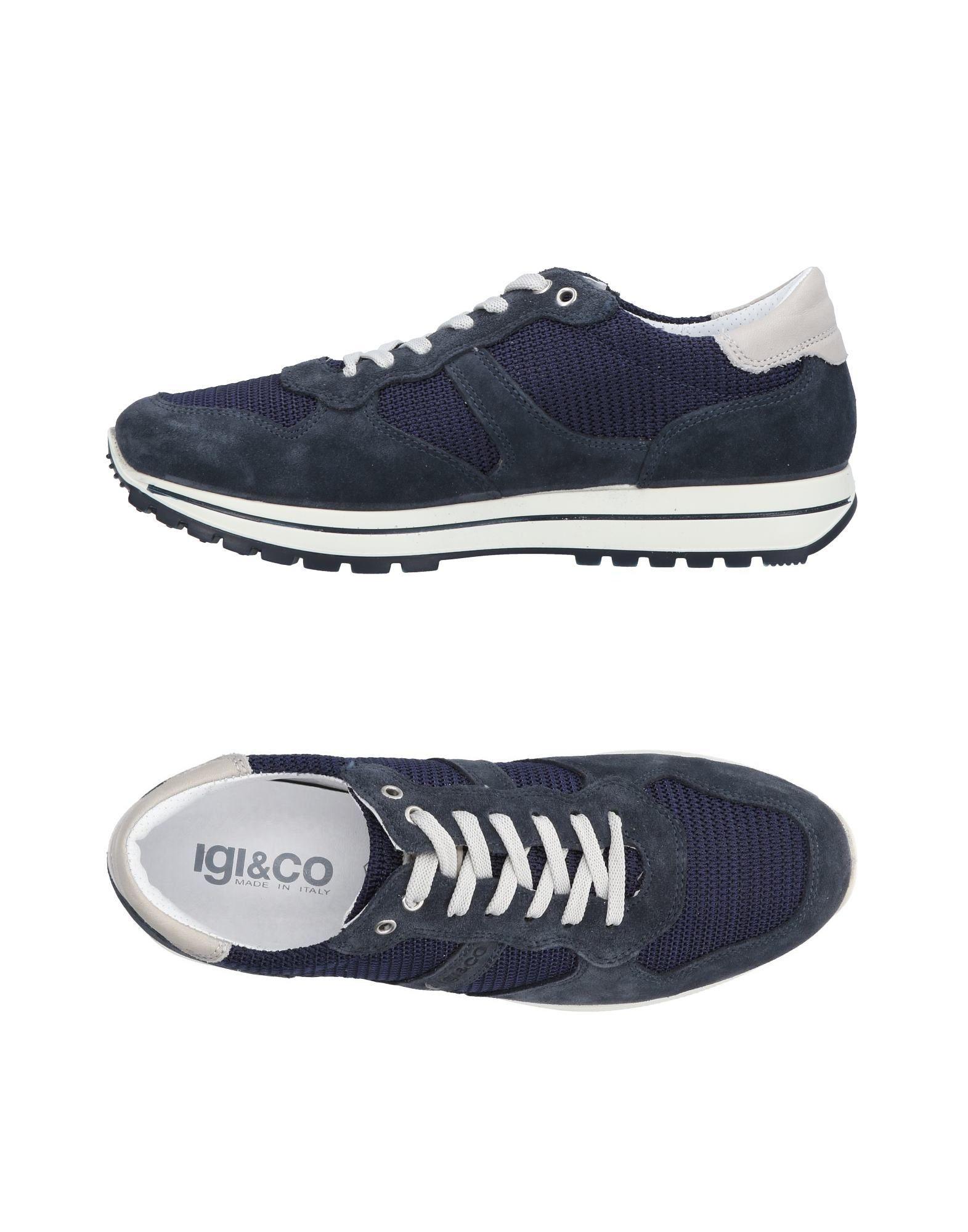 Rabatt echte Schuhe Herren Igi&Co Sneakers Herren Schuhe  11463982XC 46edd0