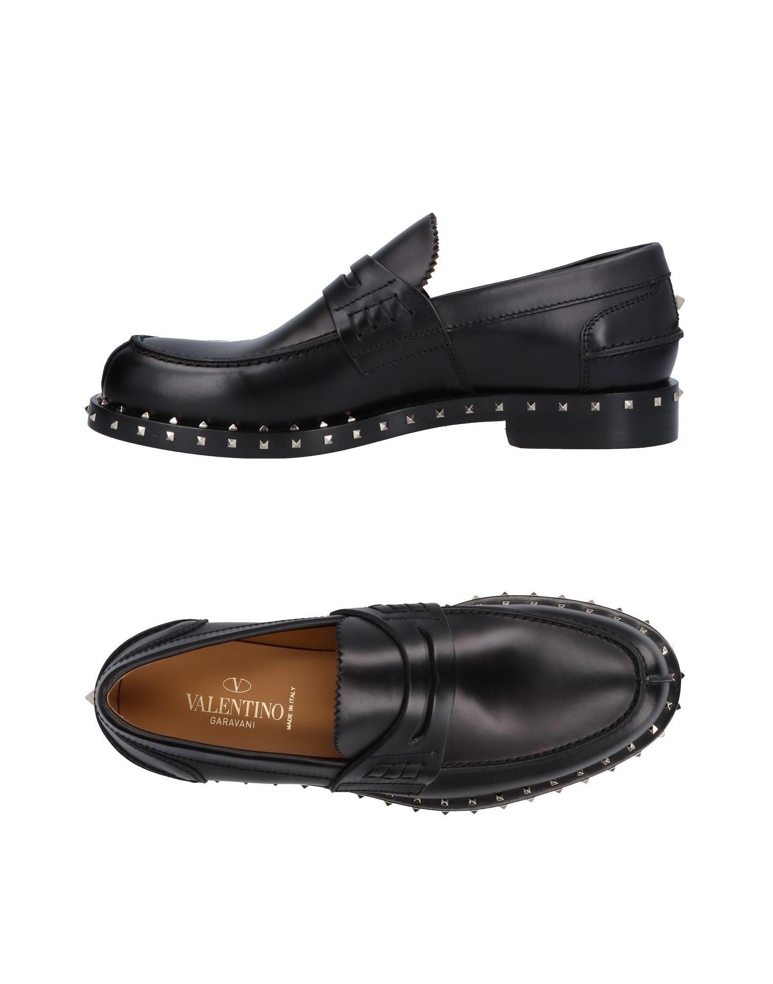 Valentino Garavani Mokassins Herren  11464032DX Neue Schuhe