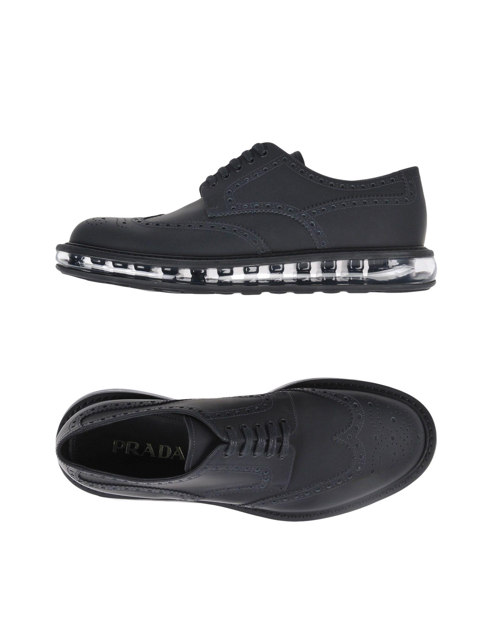 Prada Schnürschuhe Herren  11464045TM Gute Qualität beliebte Schuhe