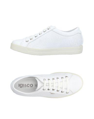 Zapatos cómodos y versátiles Zapatillas Igi&Co Mujer - Zapatillas Igi&Co - 11464067WO Blanco