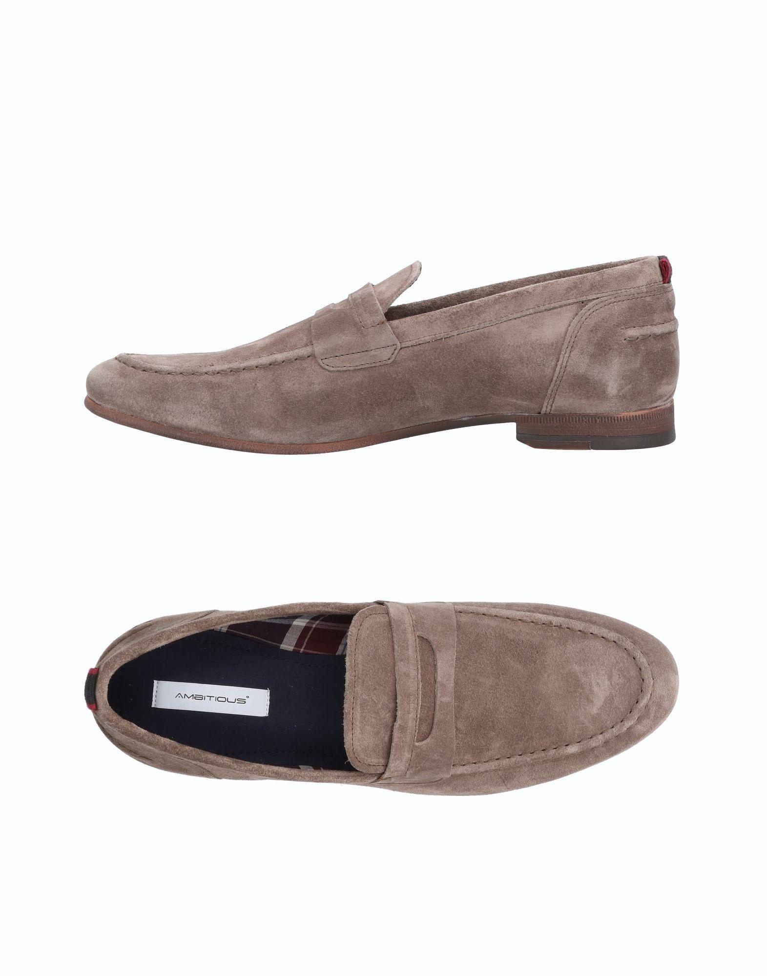 Rabatt echte Schuhe Ambitious Mokassins Herren  11464164XV