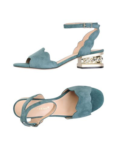 BRUNO PREMI Sandals Turquoise Women