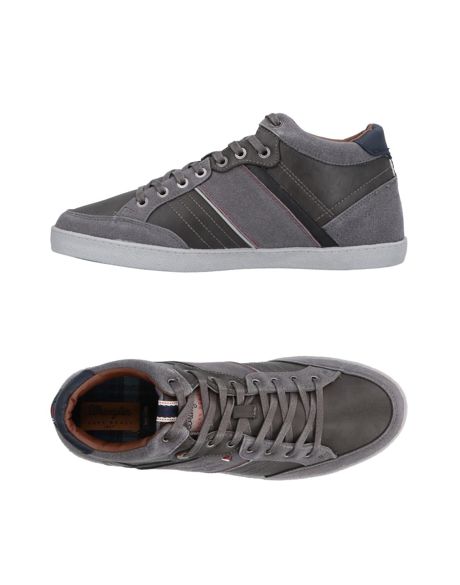 Moda Sneakers Wrangler Uomo - 11464242AJ
