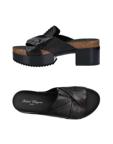 Zapatos casuales Mujer salvajes Sandalia Robert Clergerie Mujer casuales - Sandalias Robert Clergerie - 11464300FJ Negro 486159