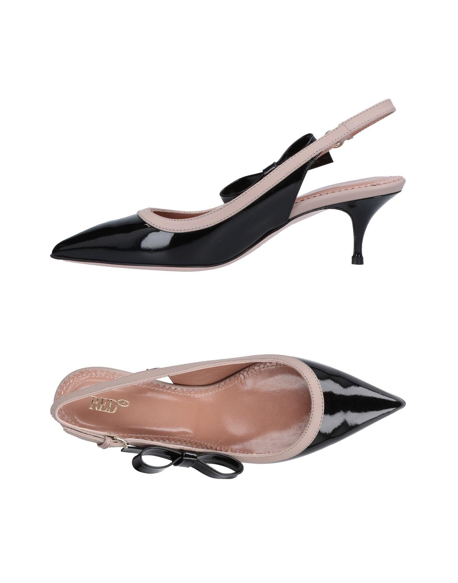 Red(V) Pumps Damen  11464321MFGut aussehende strapazierfähige Schuhe