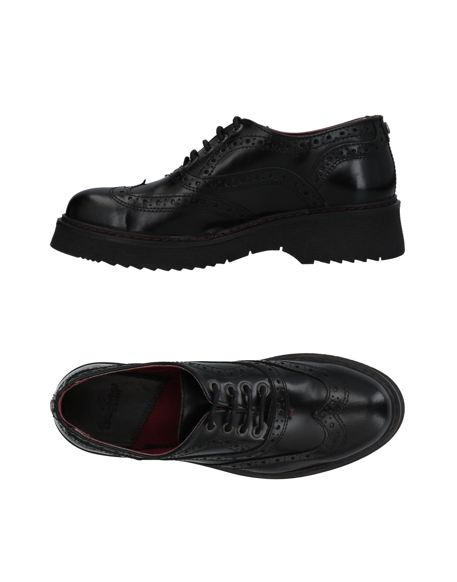 Haltbare Mode billige Schuhe Wrangler Schnürschuhe Damen  11464401GF Heiße Schuhe