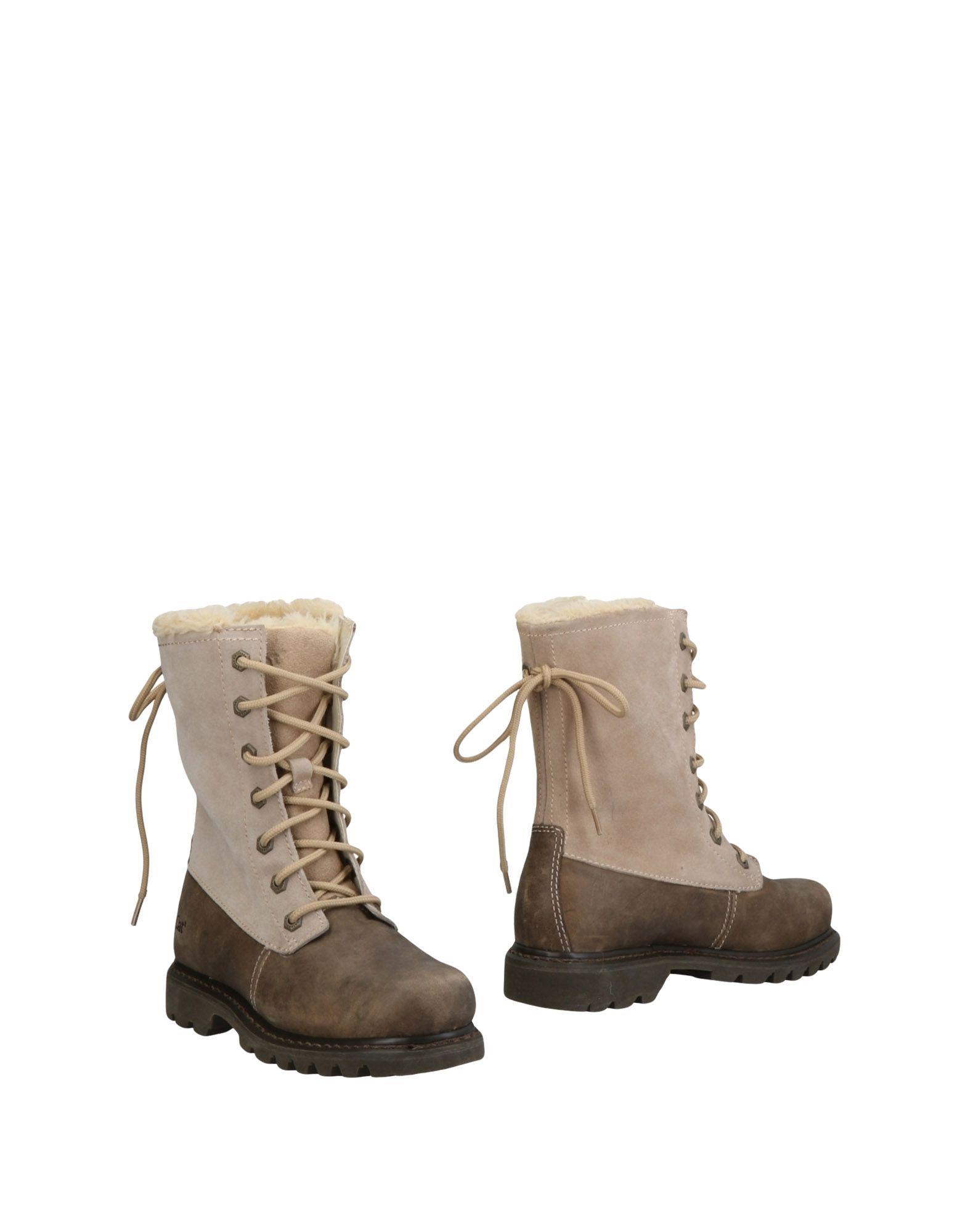 Cat Stiefelette Damen  11464429TQ Gute Qualität beliebte Schuhe