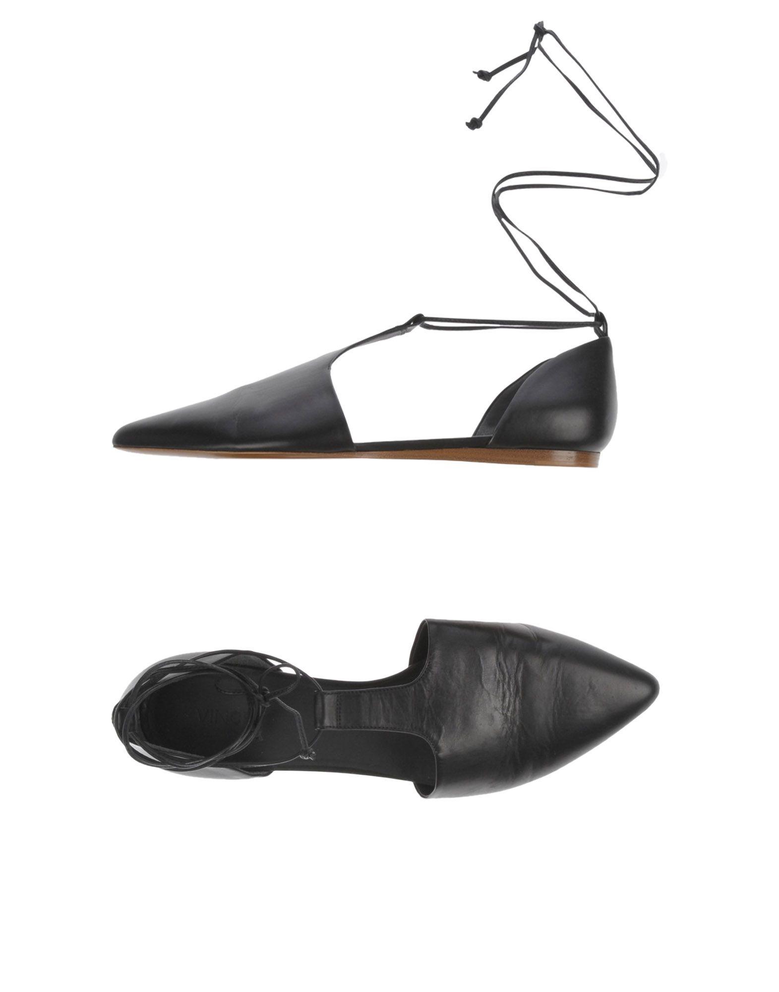 Stilvolle billige Schuhe Vince. Ballerinas Damen  11464543NN