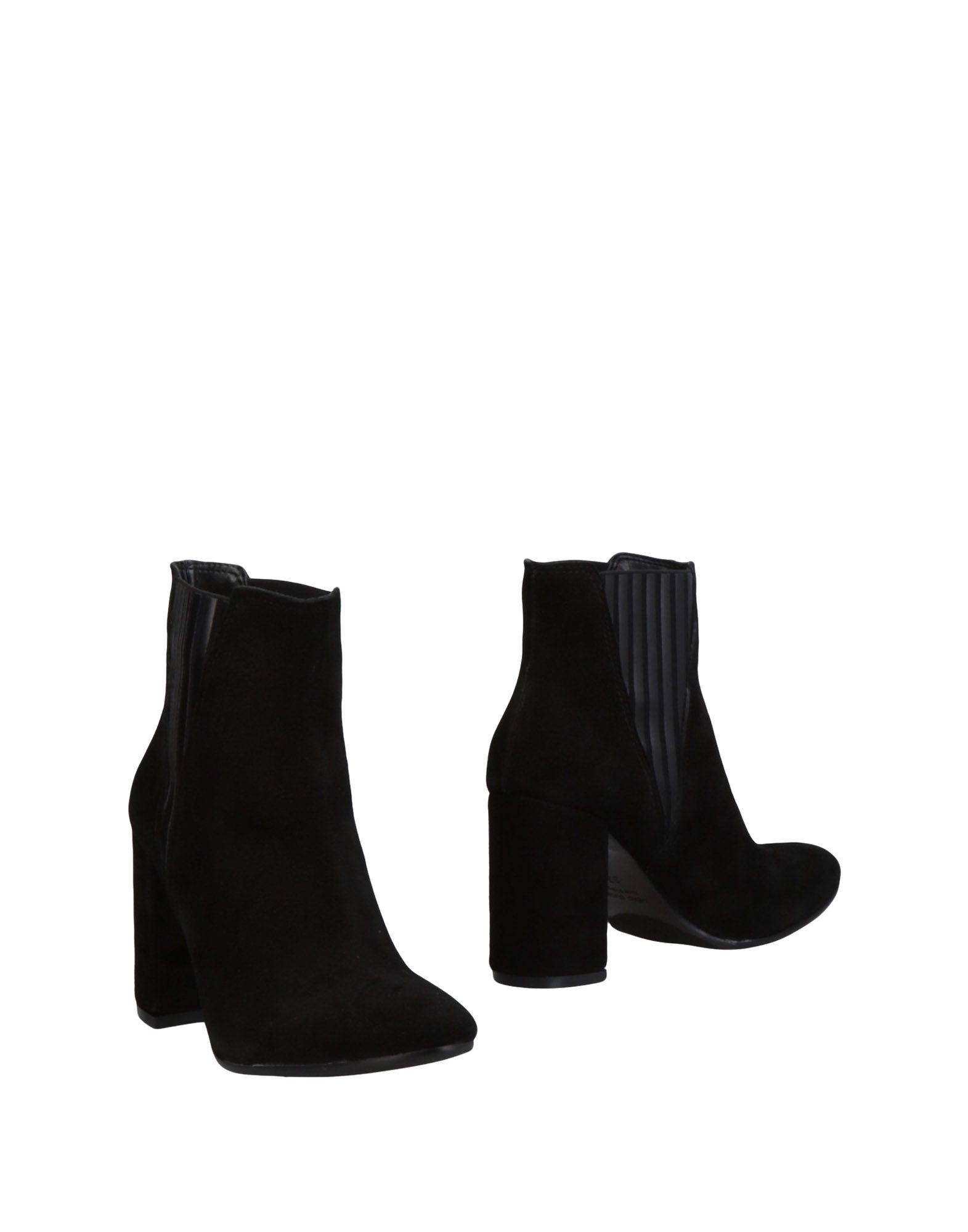 Chelsea Boots Rose Noire 11464559WP Donna - 11464559WP Noire 9d2f5b