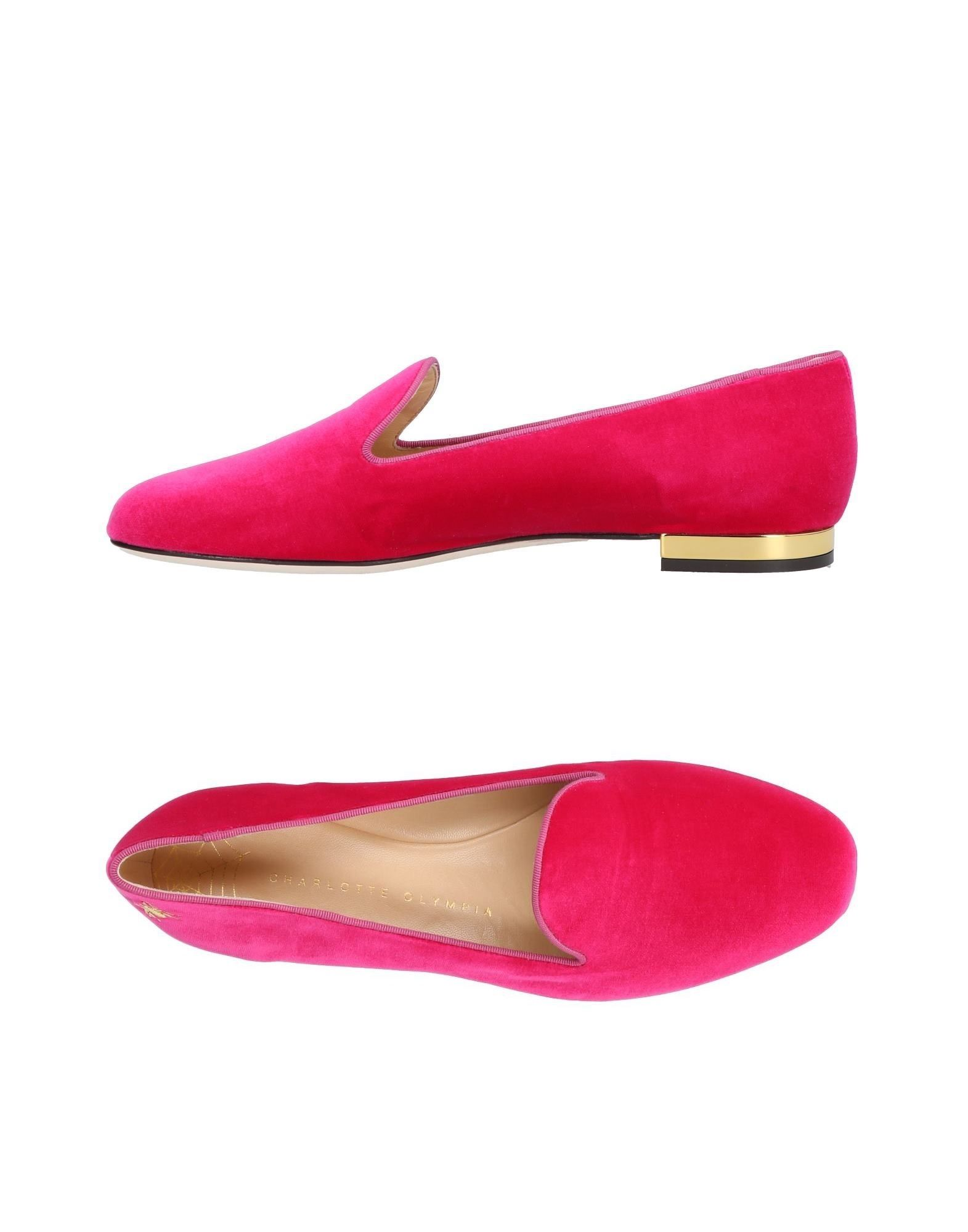 Charlotte Olympia Mokassins Damen  11464571ACGut aussehende strapazierfähige Schuhe