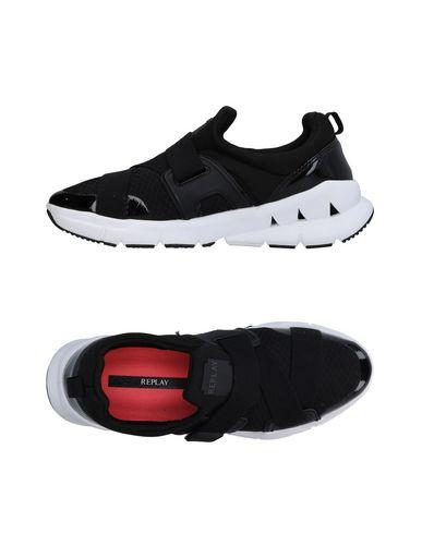 Zapatillas Replay Mujer - Negro Zapatillas Replay - 11464578MU Negro - Recortes de precios estacionales, beneficios de descuento f3fd66