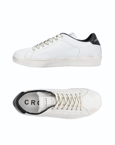 Manchester Großer Verkauf Günstiger Preis Erkunden Zu Verkaufen LEATHER CROWN Sneakers EWAJ5vnKHW