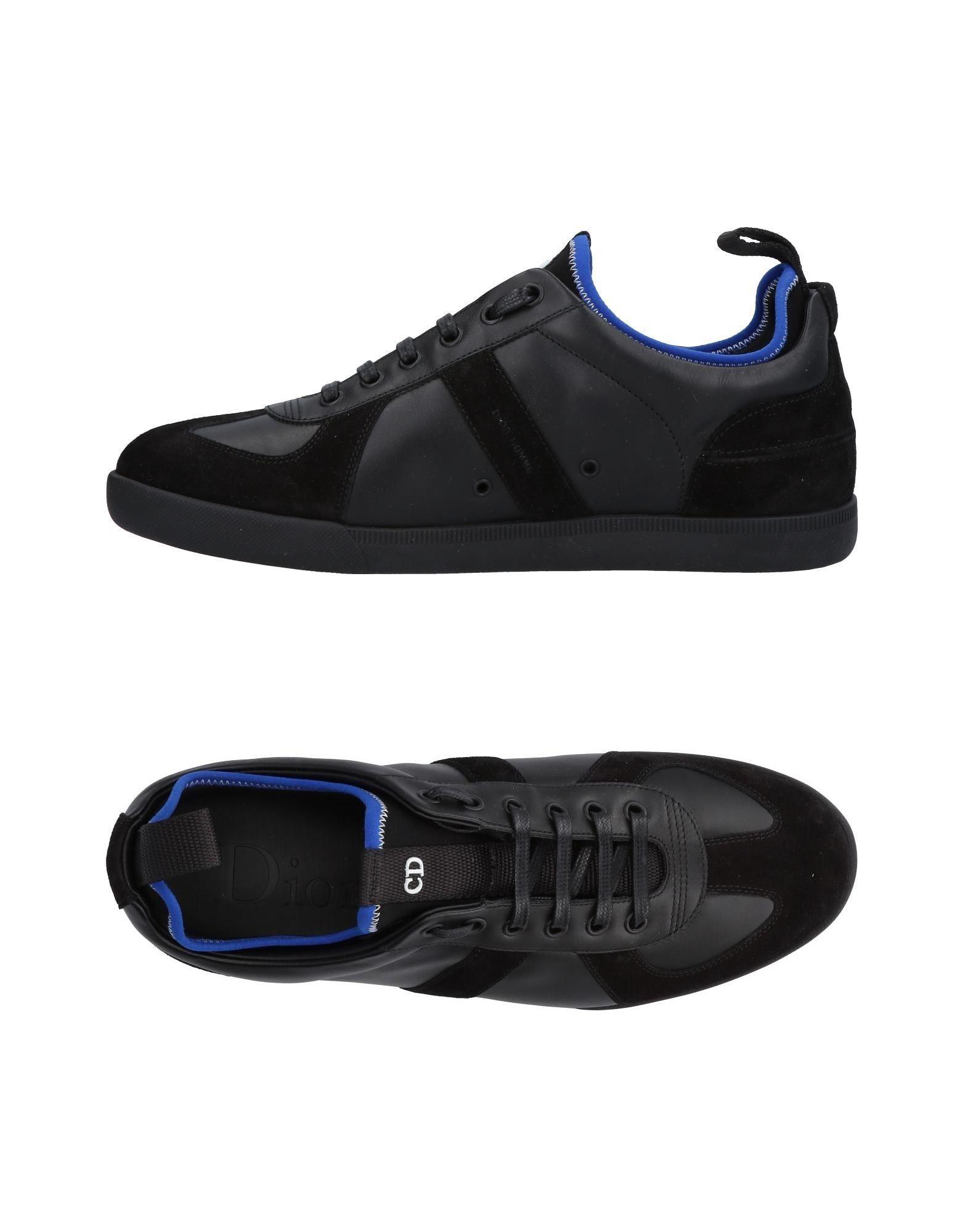Dior Homme Sneakers Herren  11464630MH Gute Qualität beliebte Schuhe
