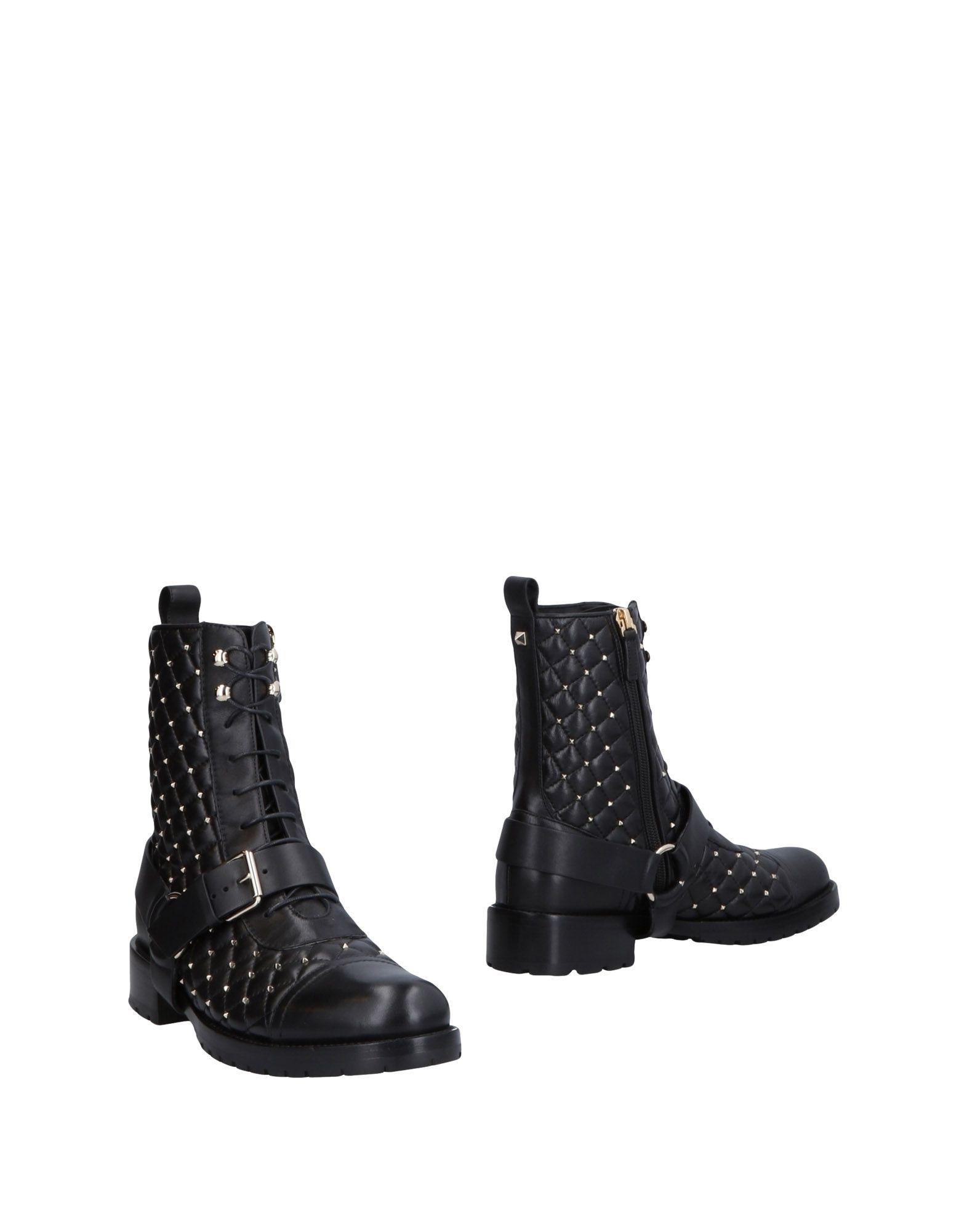 Valentino Garavani Stiefelette Damen  11464637KAGünstige gut aussehende Schuhe