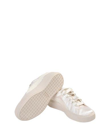 Kauf Zum Verkauf PUMA Basket Platform Twee Sneakers Wirklich Günstiger Preis Besuchen Verkauf Online Verkaufskosten Rabatt Vorbestellen 0XfXn4o