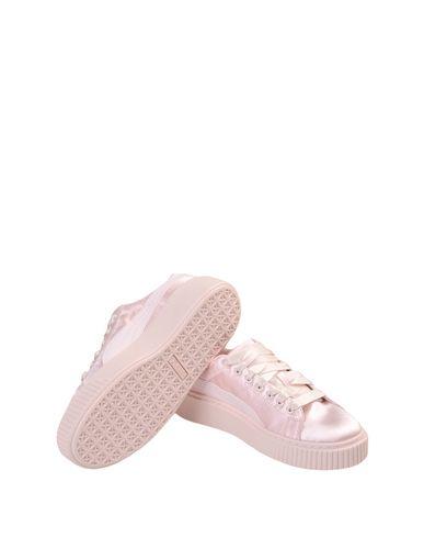 Freies Verschiffen 100% Garantiert Online Ansehen PUMA Basket Platform Twee Sneakers Gute Qualität Verkauf Wiki Kd3uqA