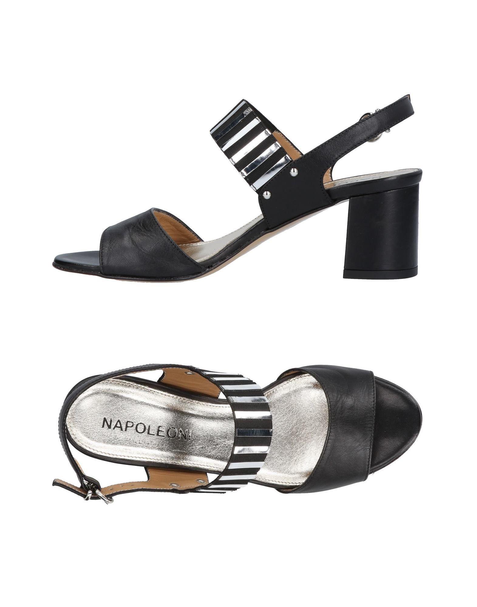 Günstige und modische Schuhe Napoleoni Sandalen Damen  11464770VC