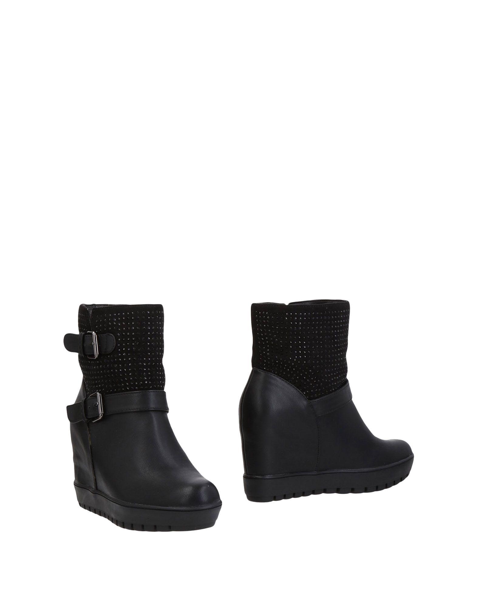 Francesco Milano Stiefelette Damen  11464821VO Gute Qualität beliebte Schuhe