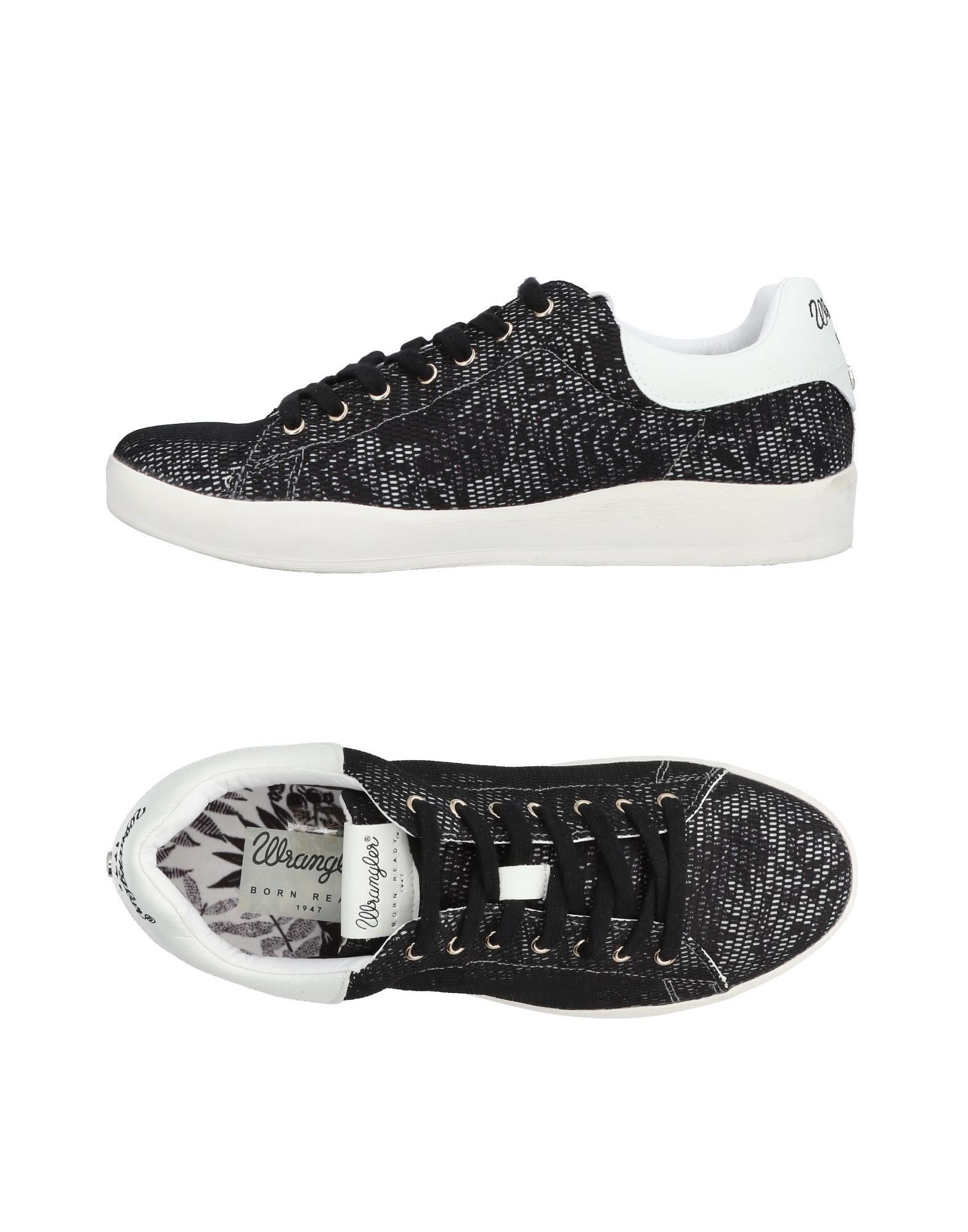 Wrangler Sneakers Damen beliebte  11464823NI Gute Qualität beliebte Damen Schuhe 41b109