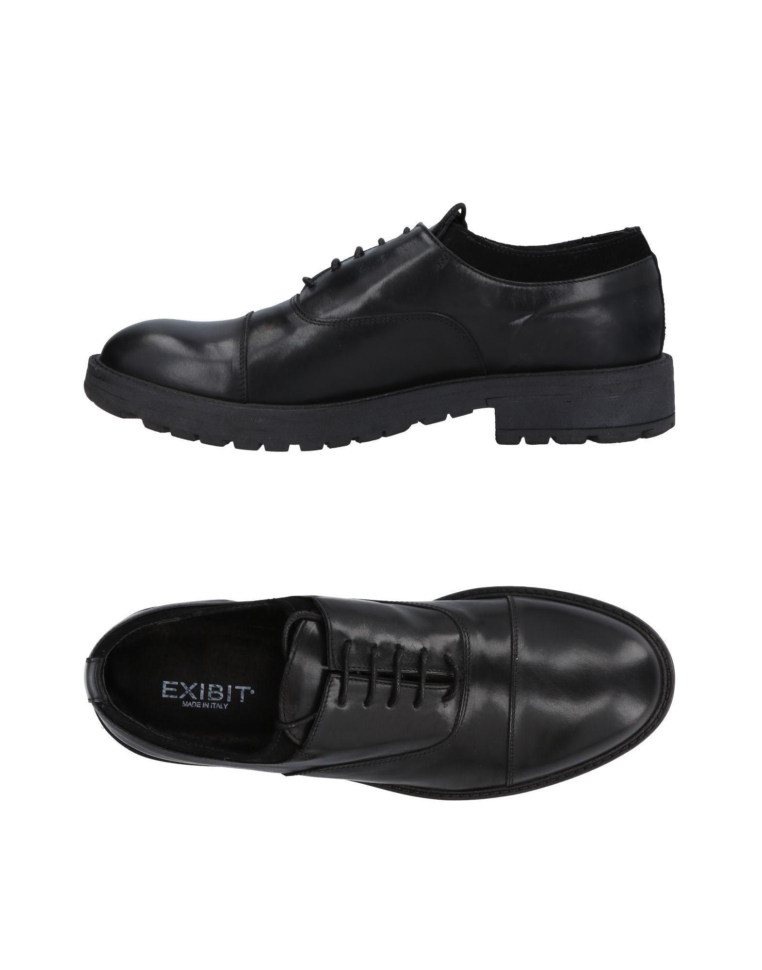 Rabatt echte Schuhe Exibit Schnürschuhe Herren  11464884NM