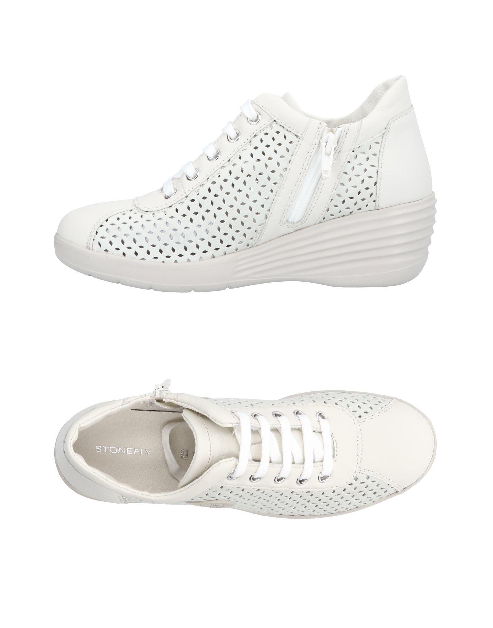 Günstige und modische Schuhe Stonefly Sneakers Damen  11464892AN
