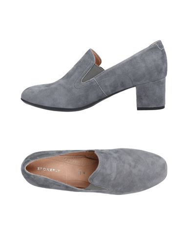 Zapatos de mujer baratos Stonefly zapatos de mujer Mocasín Stonefly baratos Mujer - Mocasines Stonefly - 11464896ND Gris 1c6515