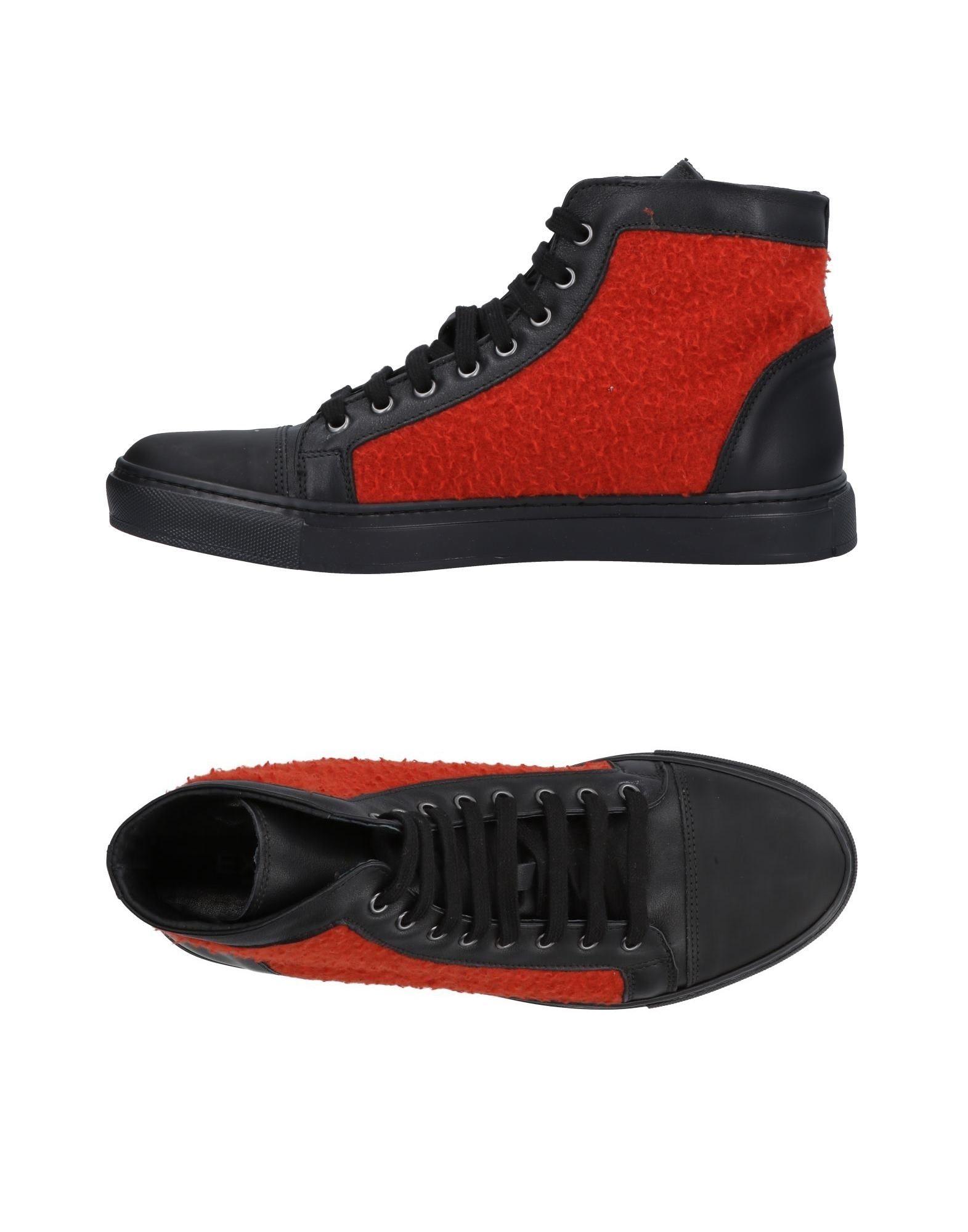 Sneakers Exibit Homme - Sneakers Exibit  Noir Spécial temps limité