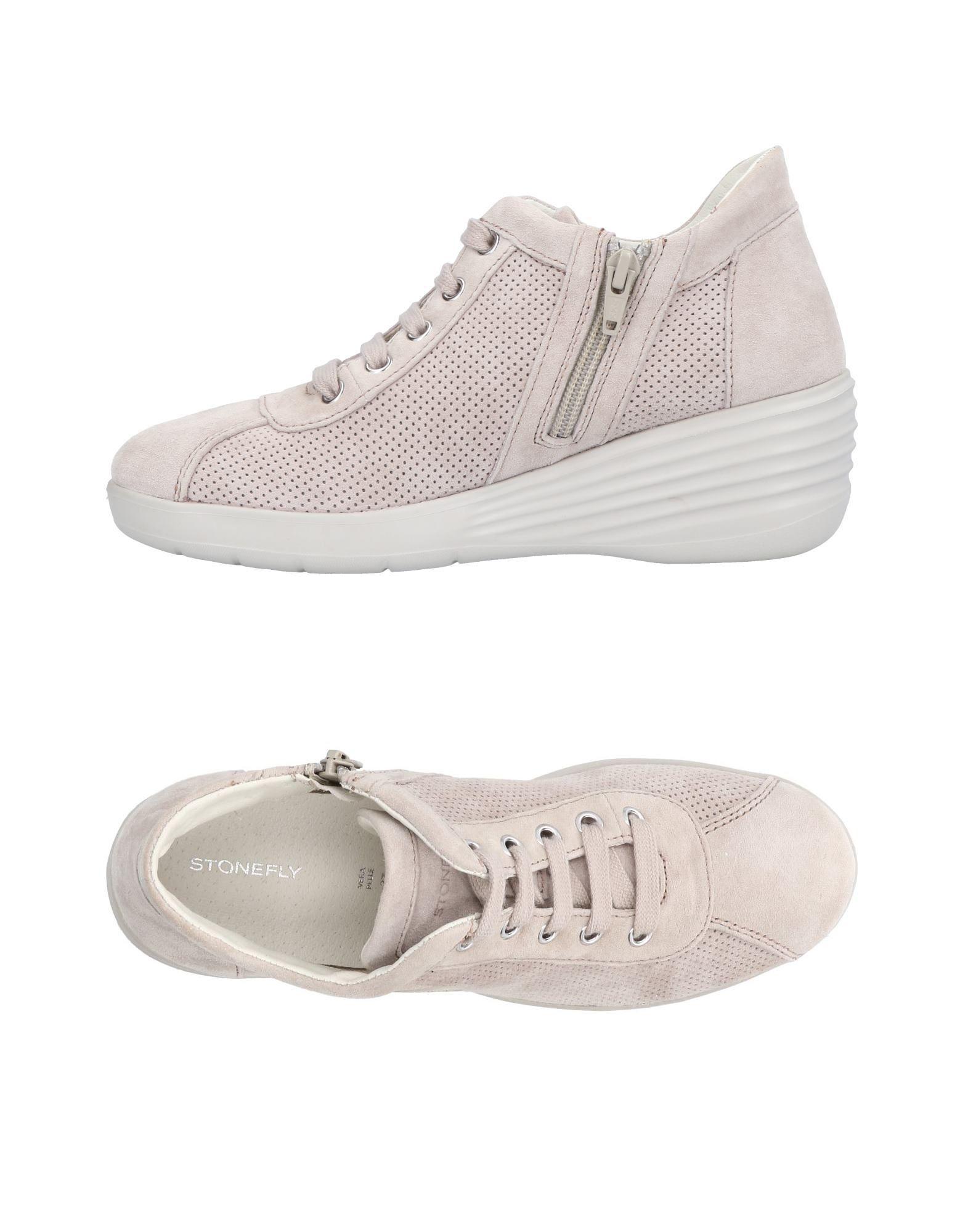 Günstige und modische Schuhe Stonefly Sneakers Damen  11464999OM