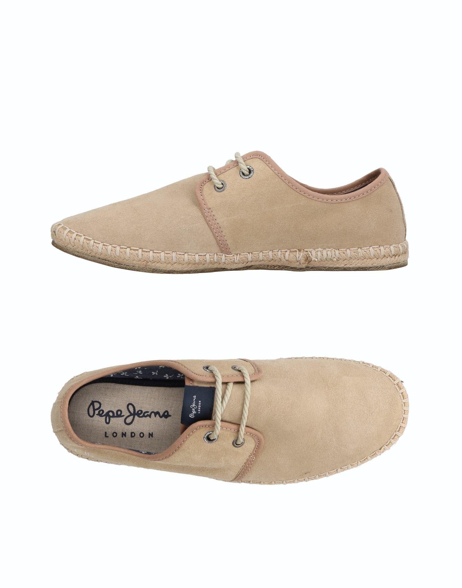 Rabatt echte Schuhe Pepe Jeans Espadrilles Herren  11465003XU
