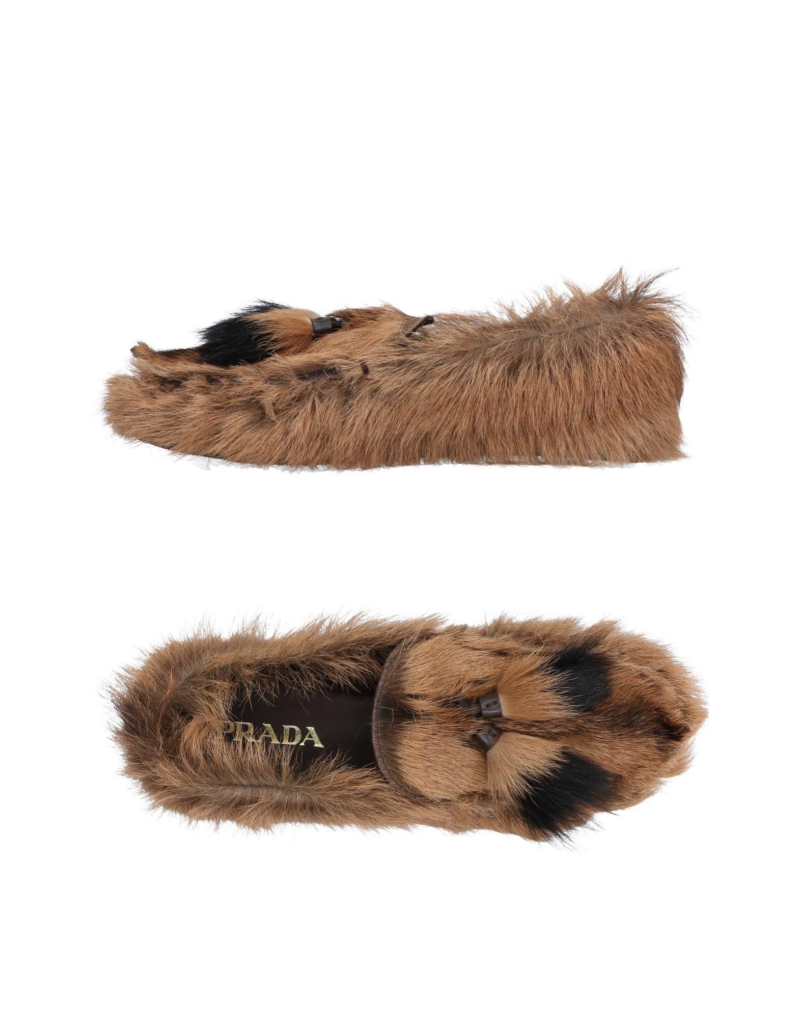 Prada Mokassins Herren  11465014FO Gute Qualität beliebte Schuhe