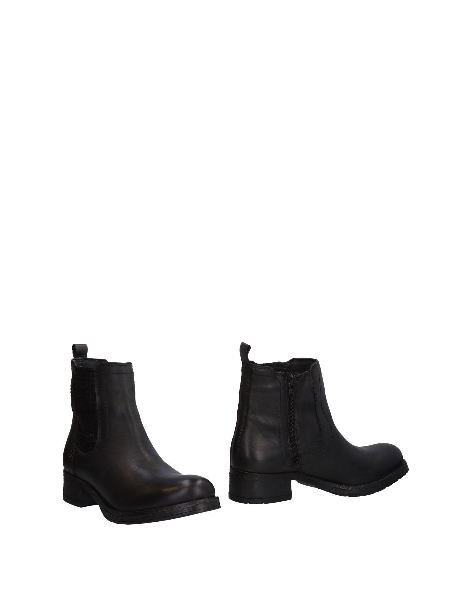 Bottine Wrangler Noir Femme - Bottines Wrangler Noir Wrangler Chaussures casual sauvages 906f0f