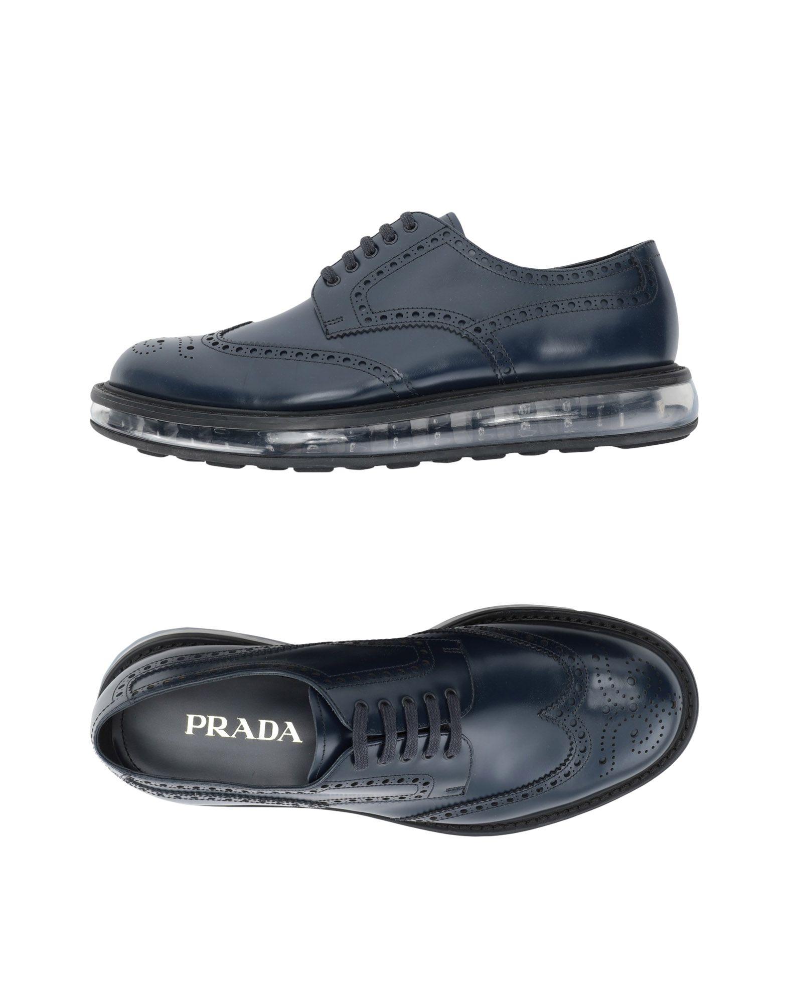 Prada Schnürschuhe Herren  11465060VT Gute Qualität beliebte Schuhe