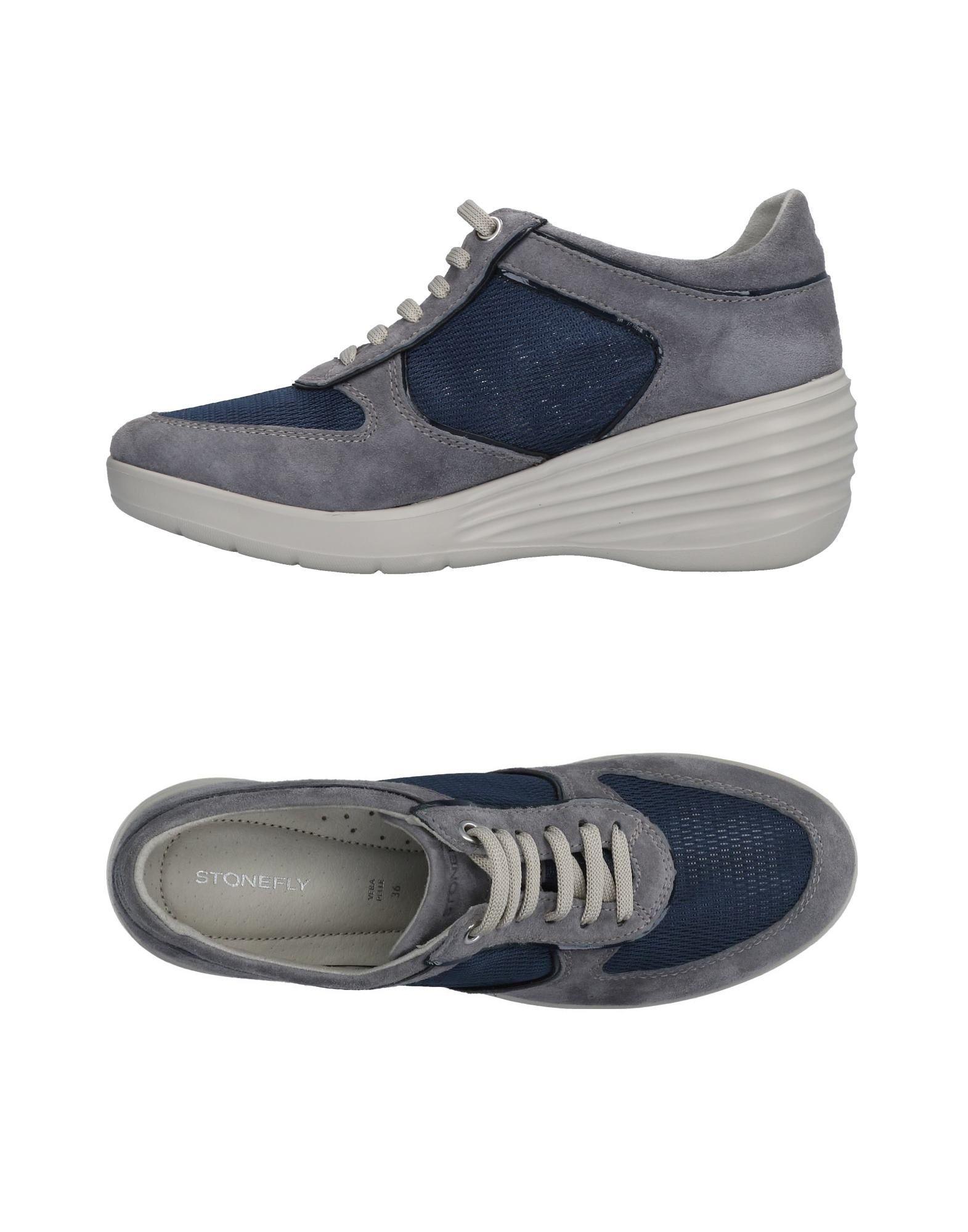 Günstige und modische Schuhe Stonefly Sneakers Damen  11465084JS