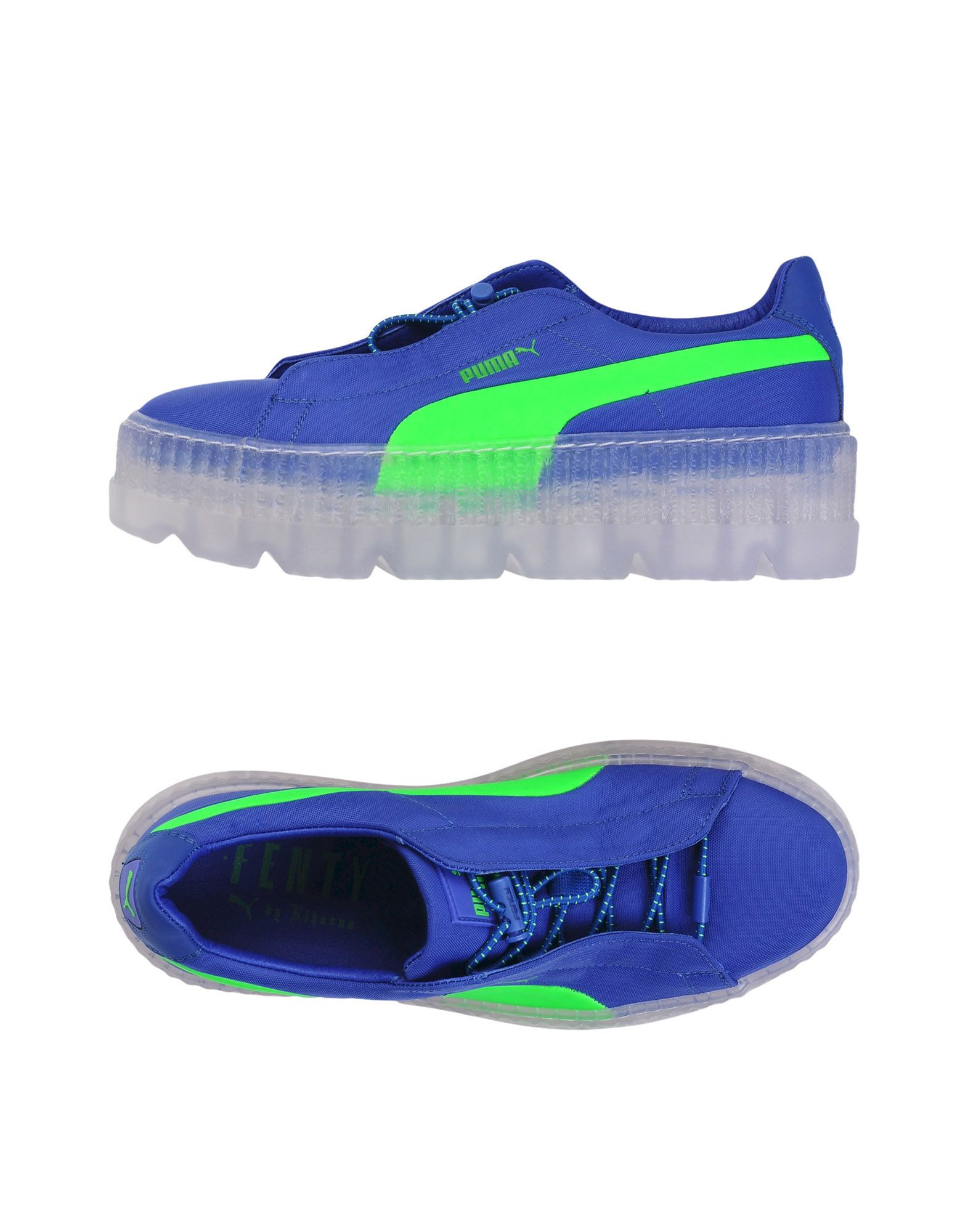 innovative design a7f6b f04c8 FENTY PUMA by RIHANNA Sneakers - Footwear   YOOX.COM