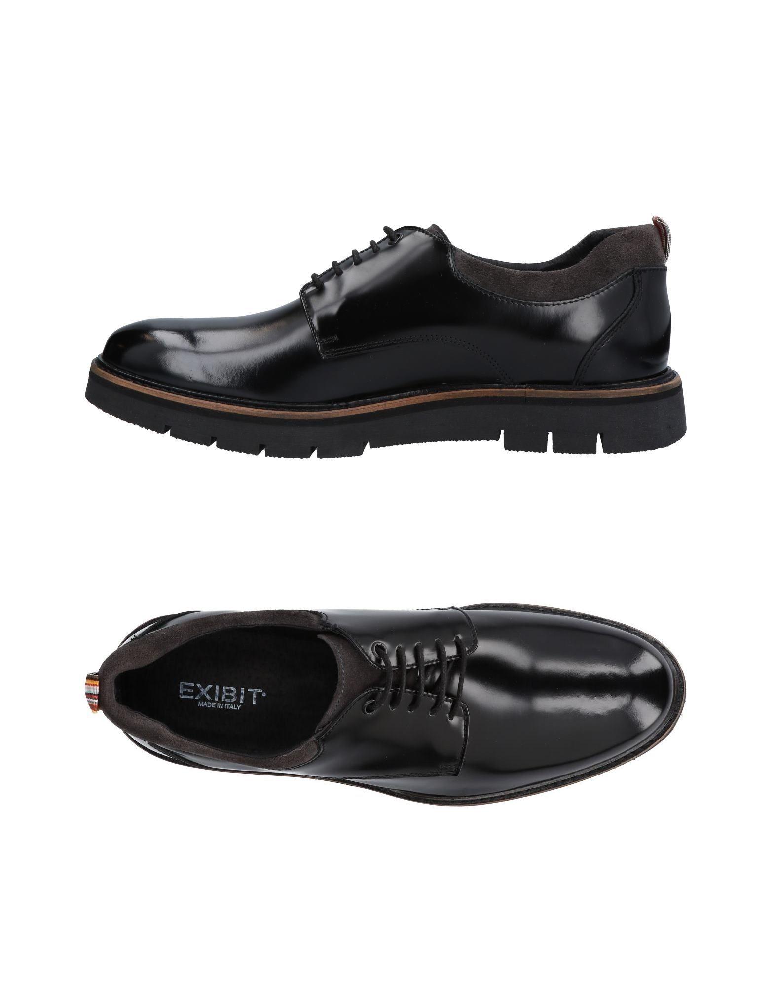 Rabatt echte Schuhe Exibit Schnürschuhe Herren  11465186DL