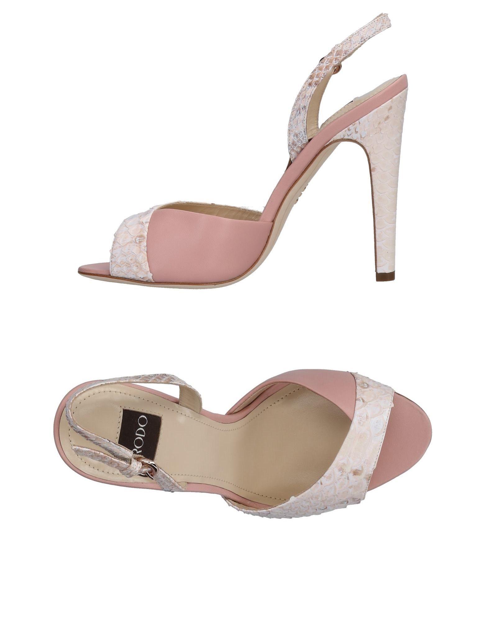 Rodo Sandals Sandals - Women Rodo Sandals Rodo online on  United Kingdom - 11465199FK 958305