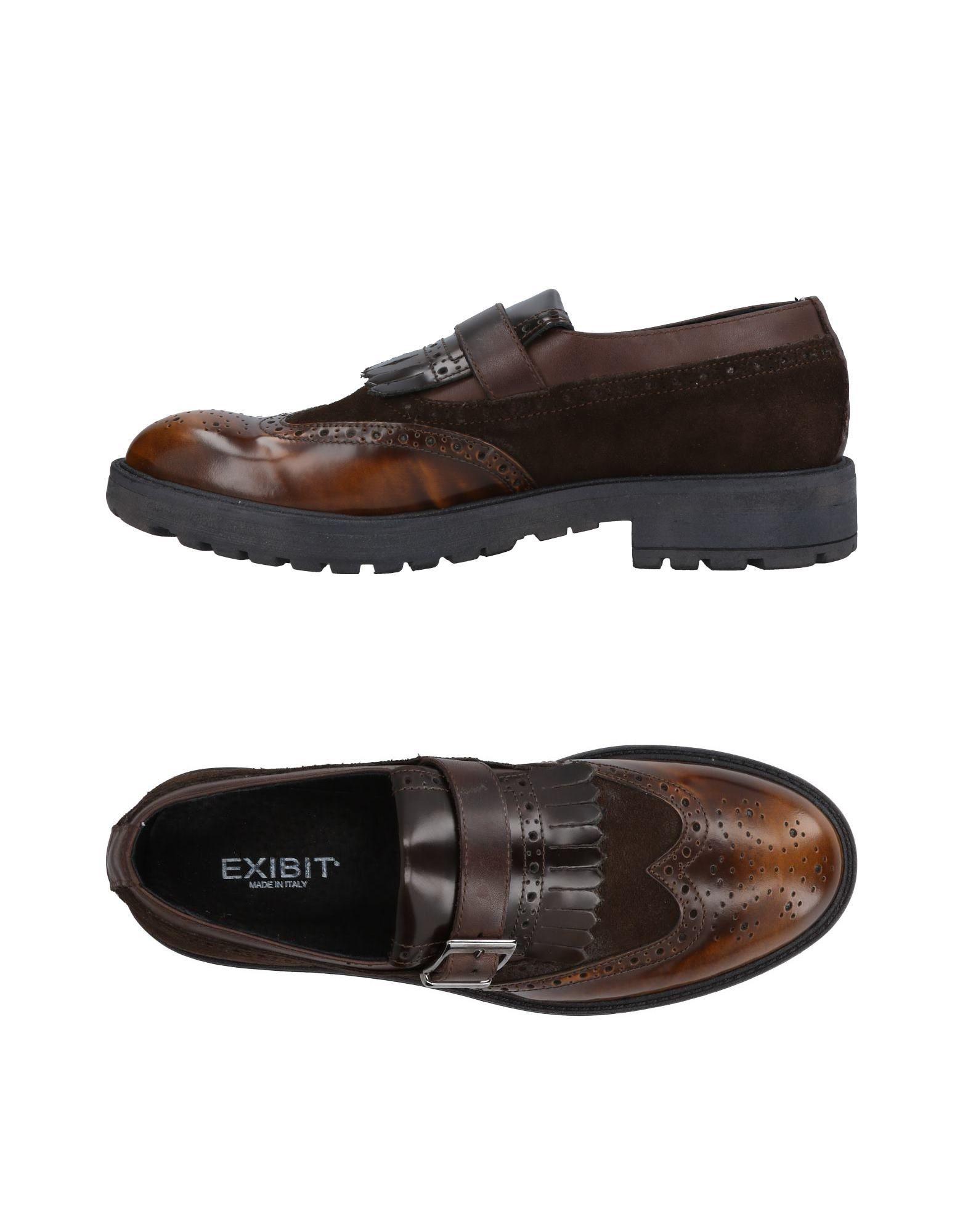 Rabatt echte Schuhe Exibit Mokassins Herren  11465202HE