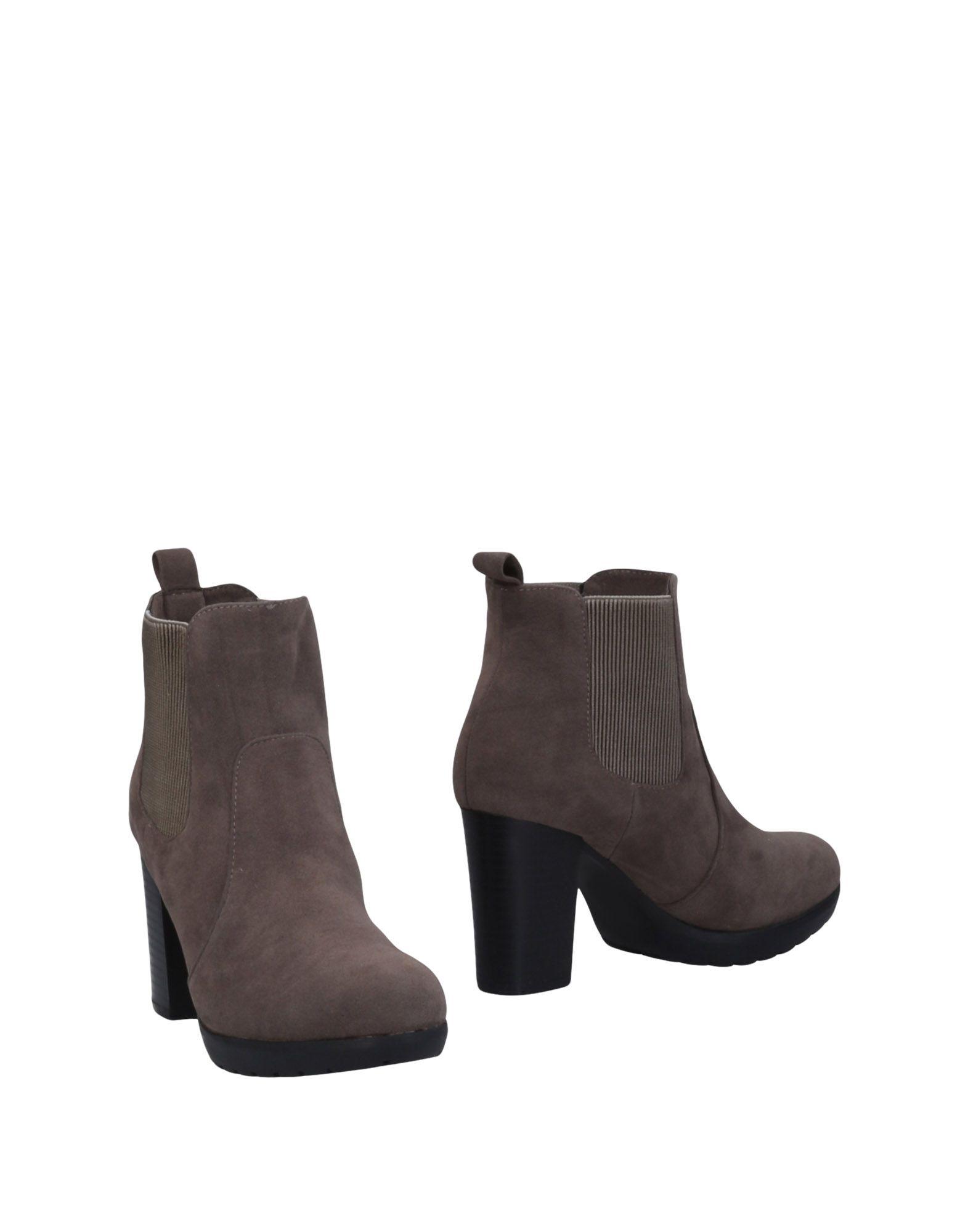 Francesco Milano Chelsea Boots Damen  11465264PG Gute Qualität beliebte Schuhe