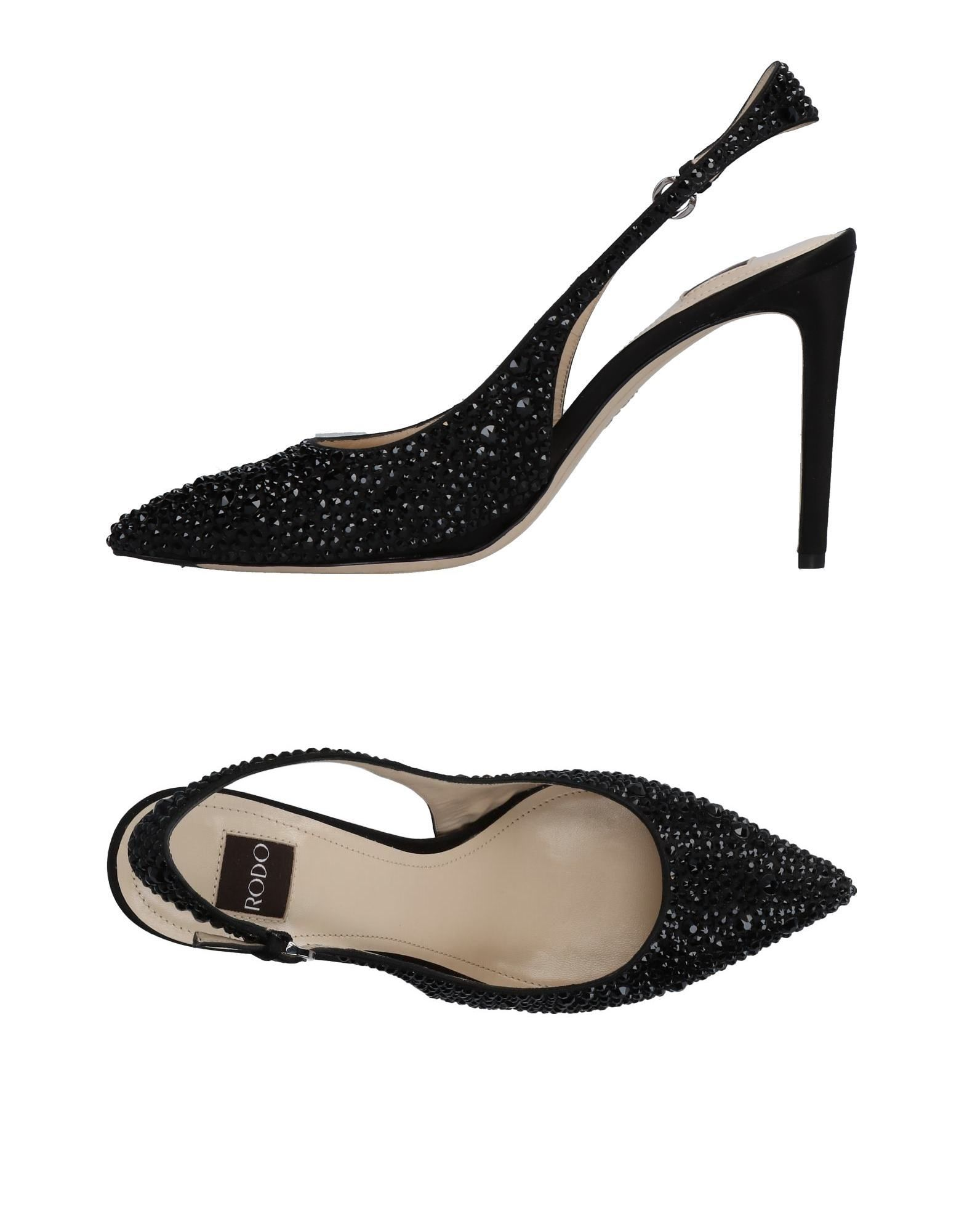 Rodo Pumps Damen Schuhe  11465268DOGut aussehende strapazierfähige Schuhe Damen 3a34d9