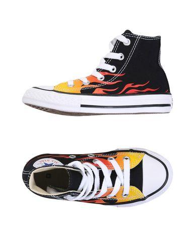CONVERSE ALL STAR CTAS HI BLACK/FREESIA/TRUE RED Sneakers Spielraum Viele Arten Von g3YuCI9Xq
