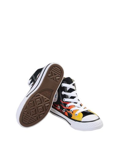 Wo Findet Man Billig Verkauf Amazon CONVERSE ALL STAR CTAS HI BLACK/FREESIA/TRUE RED Sneakers Werksverkauf 9oiRW7EM