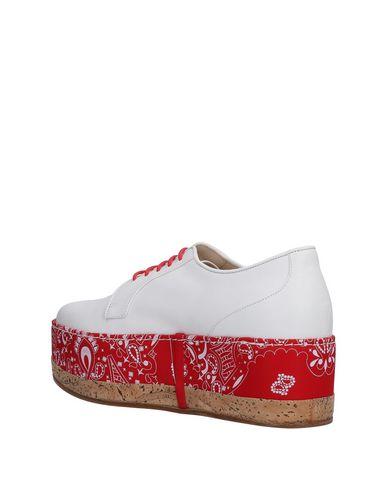 Rodo À Chaussures À Rodo Chaussures Lacets Blanc Blanc Rodo Lacets 5BwwFqT