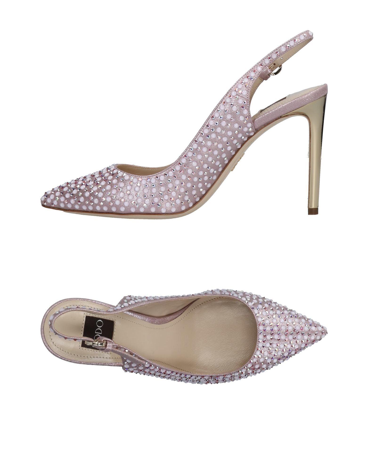 Rodo Pumps Damen  11465291JTGünstige gut aussehende Schuhe