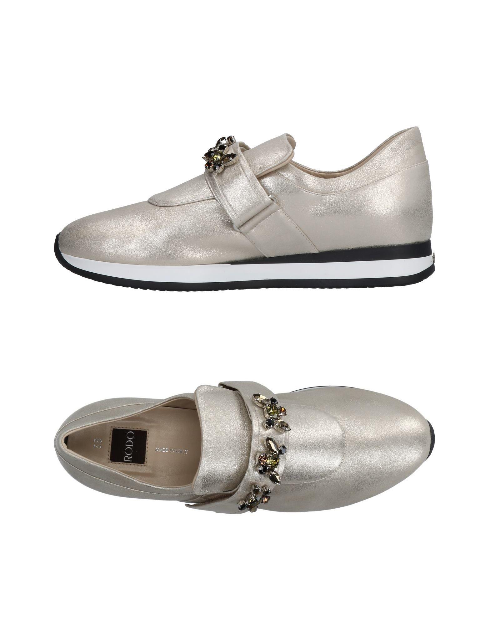 Rabatt Schuhe Rodo Sneakers Damen  11465316LE